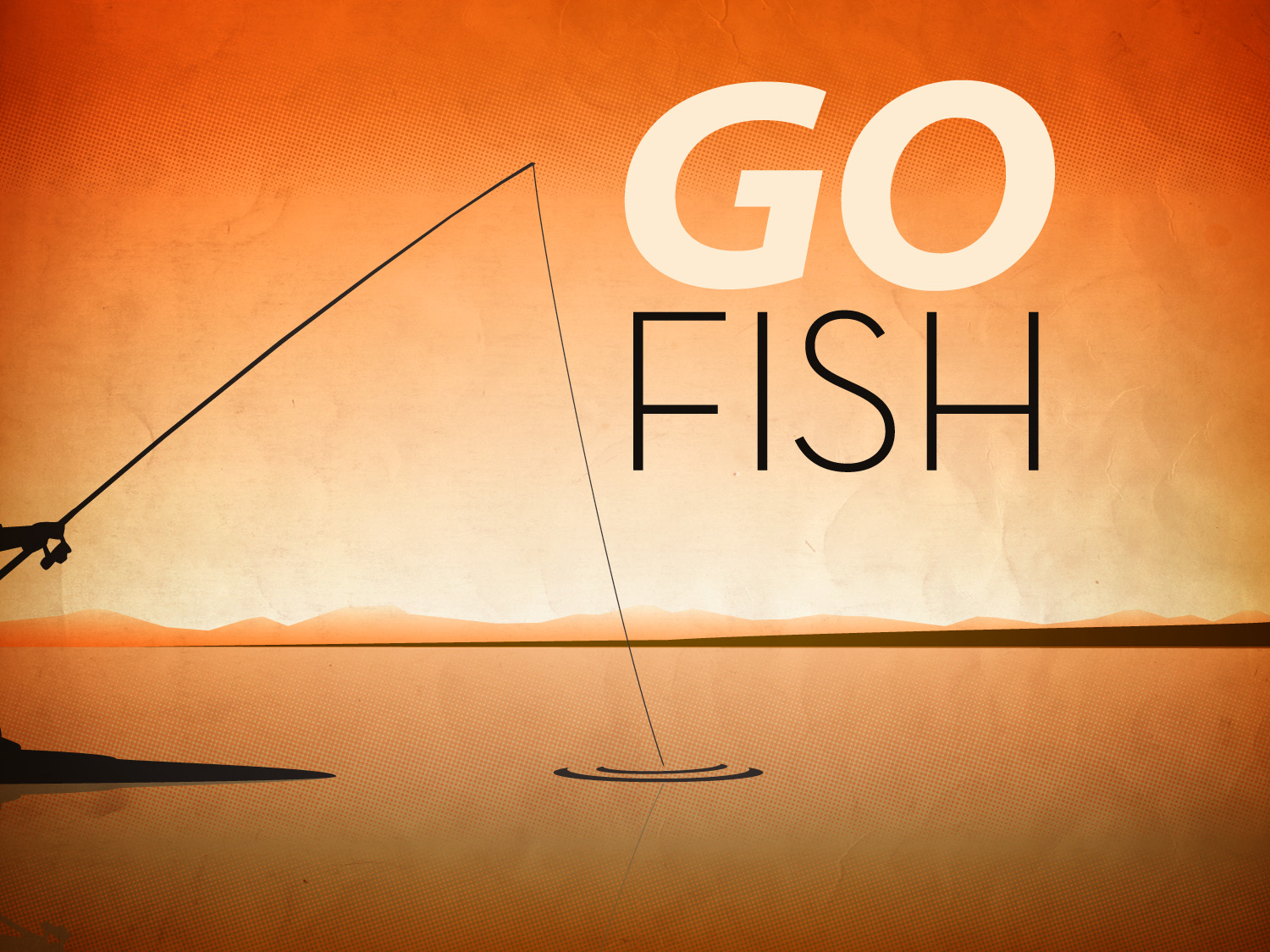 Evangelism the mind of mitchell for Go go fishing